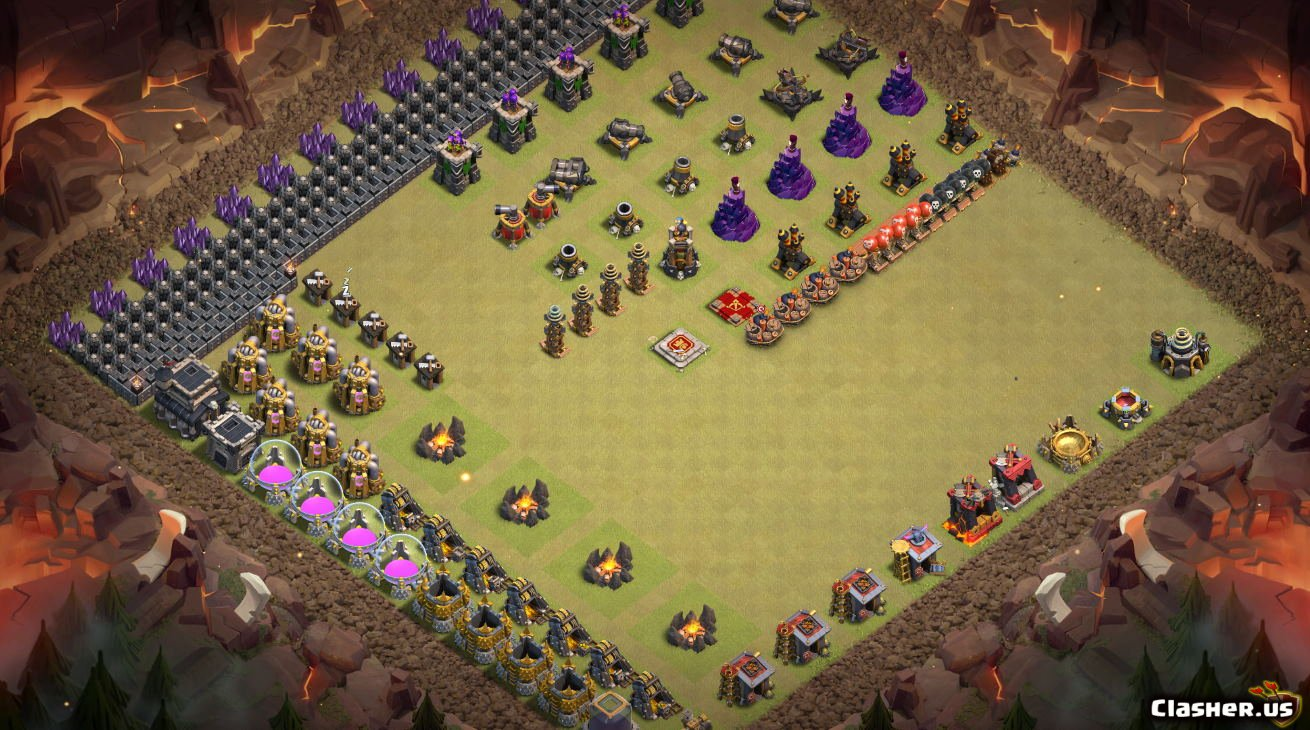 Clans of upgrade clash Should I