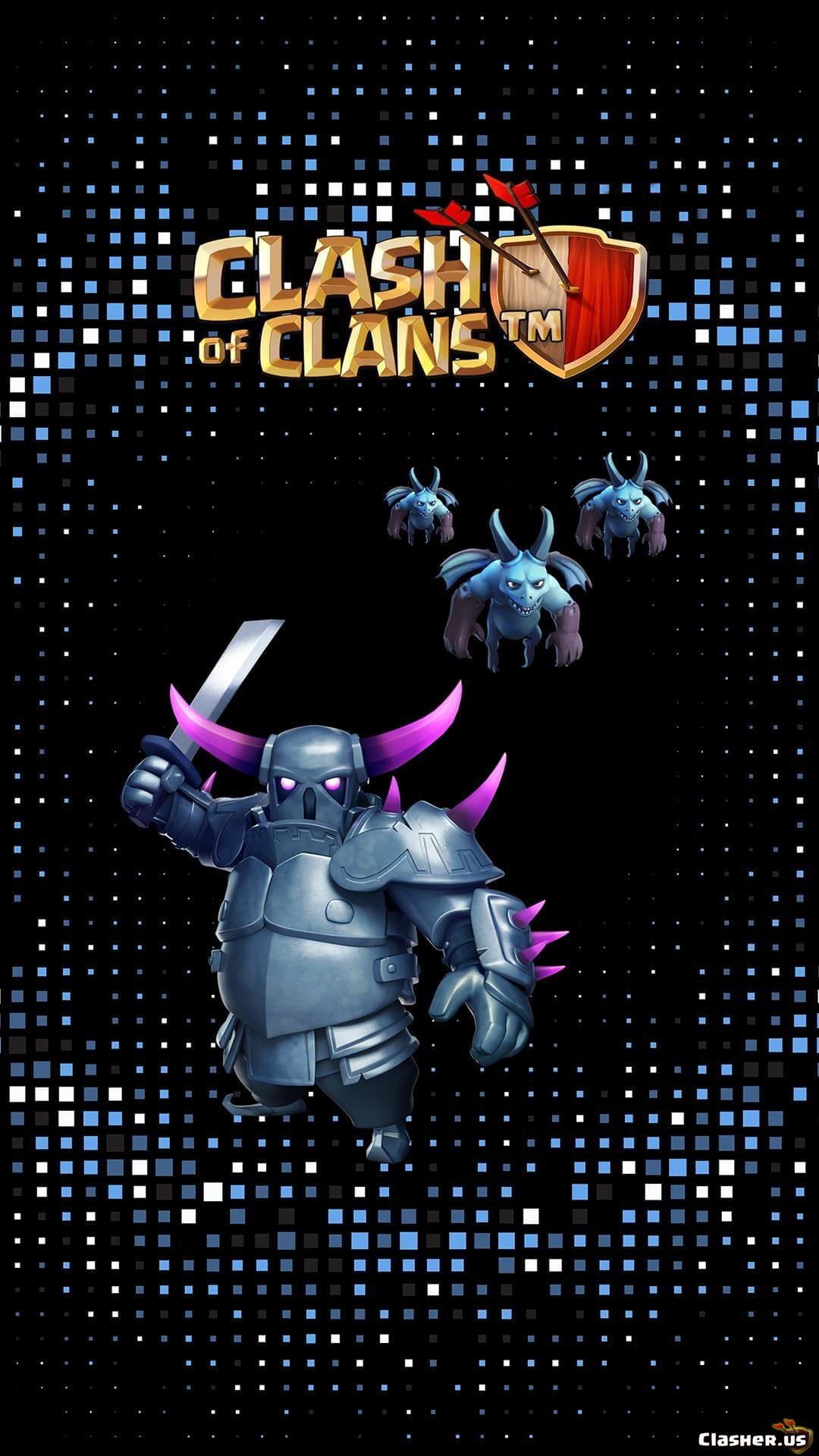 Pekka Minions 10 2019 Clash Of Clans Wallpapers Clasher Us